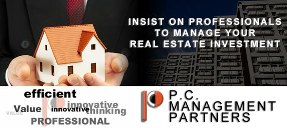 PC Management Partners: Real Estate Management Company