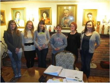 PCSAW Executive Team