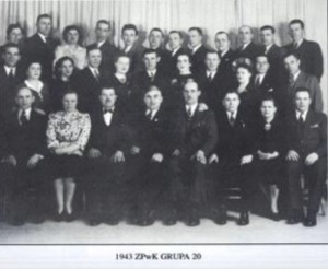 1943 ZPwK Grupa 20