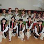 Tatry Song nad Dance Ensemble Group IV April 2013