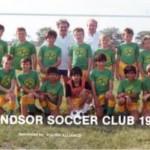 Windsor Soccer Club 1998 Polish Alliance of Canada Branch 20 Windsor