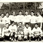 Polish Veterans Soccer Team - 1952