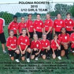 Polonia Rockets Under 12 Soccer Team