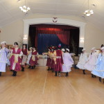 Tatry Song and Dance Ensemble  Group VI performing Polonez/ Mazur  Dom Polski April 2013