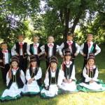 Tatry Song & Dance Ensemble Group III June 2013