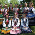 Tatry sond and Dance Ensemble Group VI girls June 2013