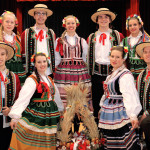 Tatry Group VI in Lubelski costumes