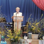 Mrs. Bardara Koczwara- Tatry President April 2013