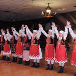 Tatry Song and Dance Ensemble Group V performing Eastern Krakow