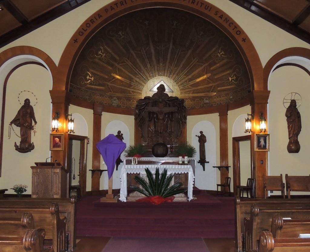 Kościół Świętej Trójcy w Windsor, Ontario