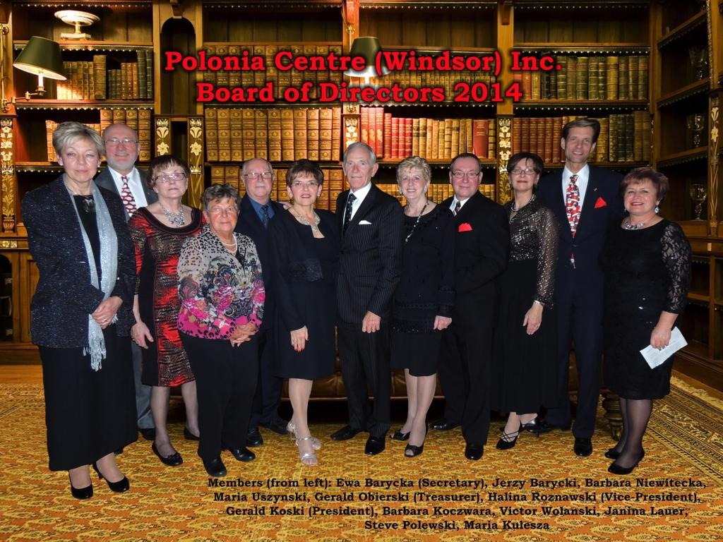 Board of Directors_ 2014