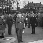 In 1954 Gen. Kazimierz Sosnkowski visited Windsor.