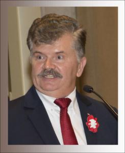 Dr Andrzej Kurnicki - Ambassador of Poland to Canada